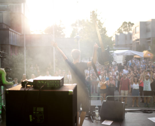 ITZO Festival Düsseldorf